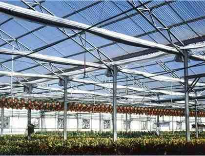 Прозорі матеріали для теплиці, зимового саду , оранжереї, зображення 1