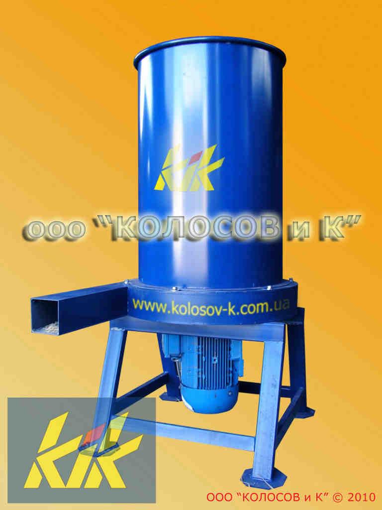Соломорезка – измельчитель соломы ИС-850, фото 1