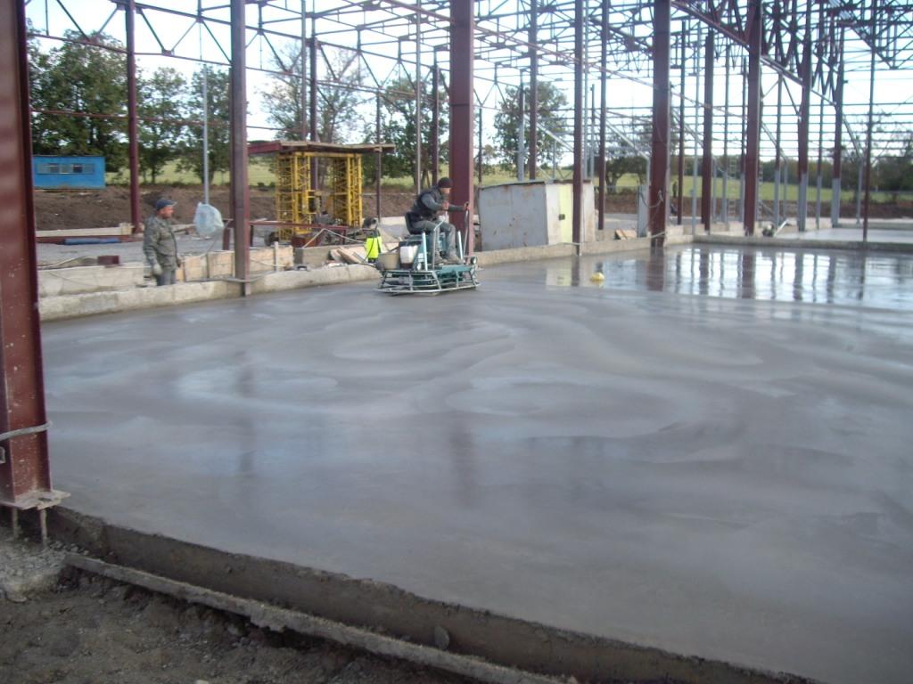 ТОВ ПАВЮТ-промислові бетонні підлоги. HTC Superfloor, фото 1