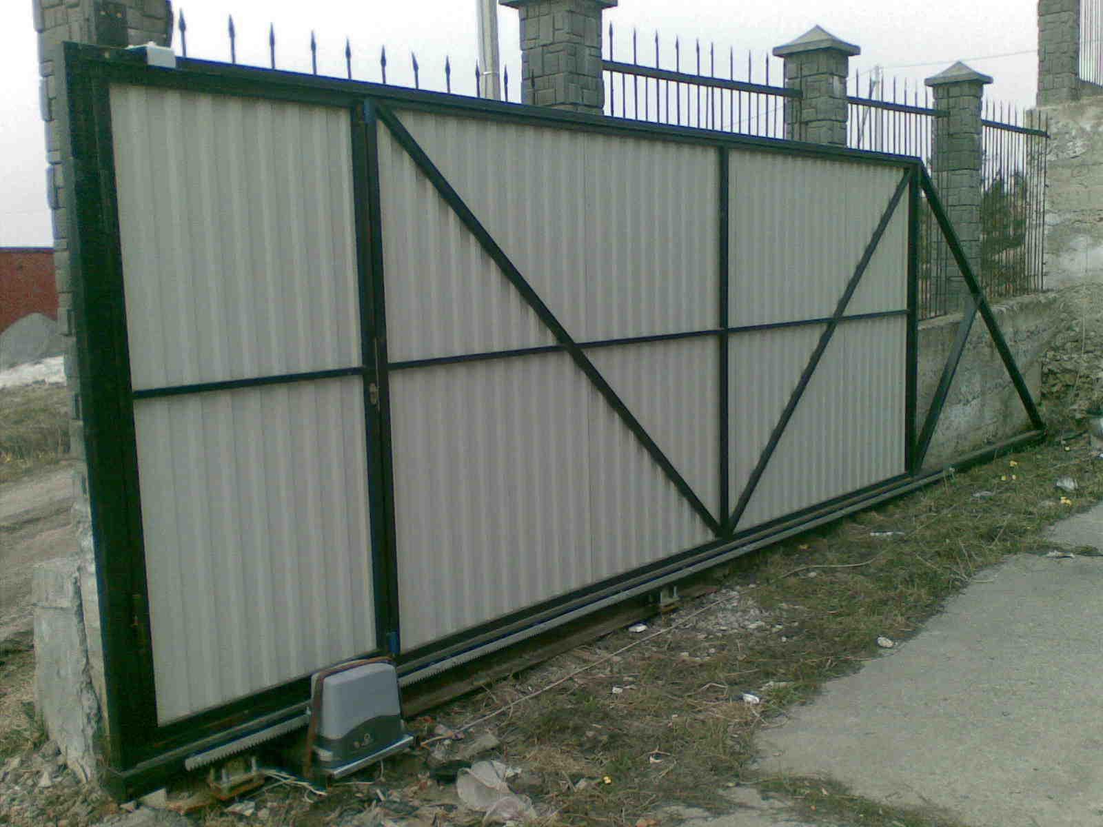 Ворота Відкатні, зображення 1
