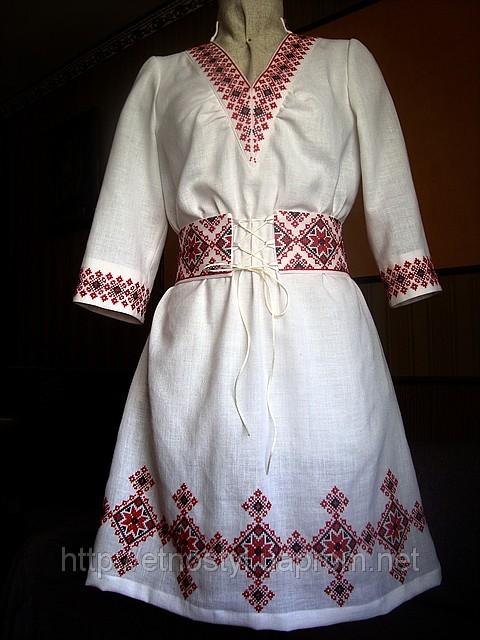 Вишитий весільний одяг, строї для молодят на прокат, зображення 1