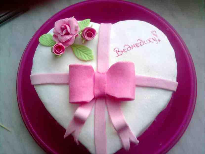 Смачний торт - подарунок різної тематики, зображення 1