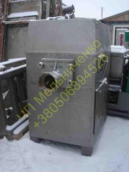Продам волчок (мясорубку) RM 3000-1 (Словакия), диаметр горловины 200 мм., зображення 1