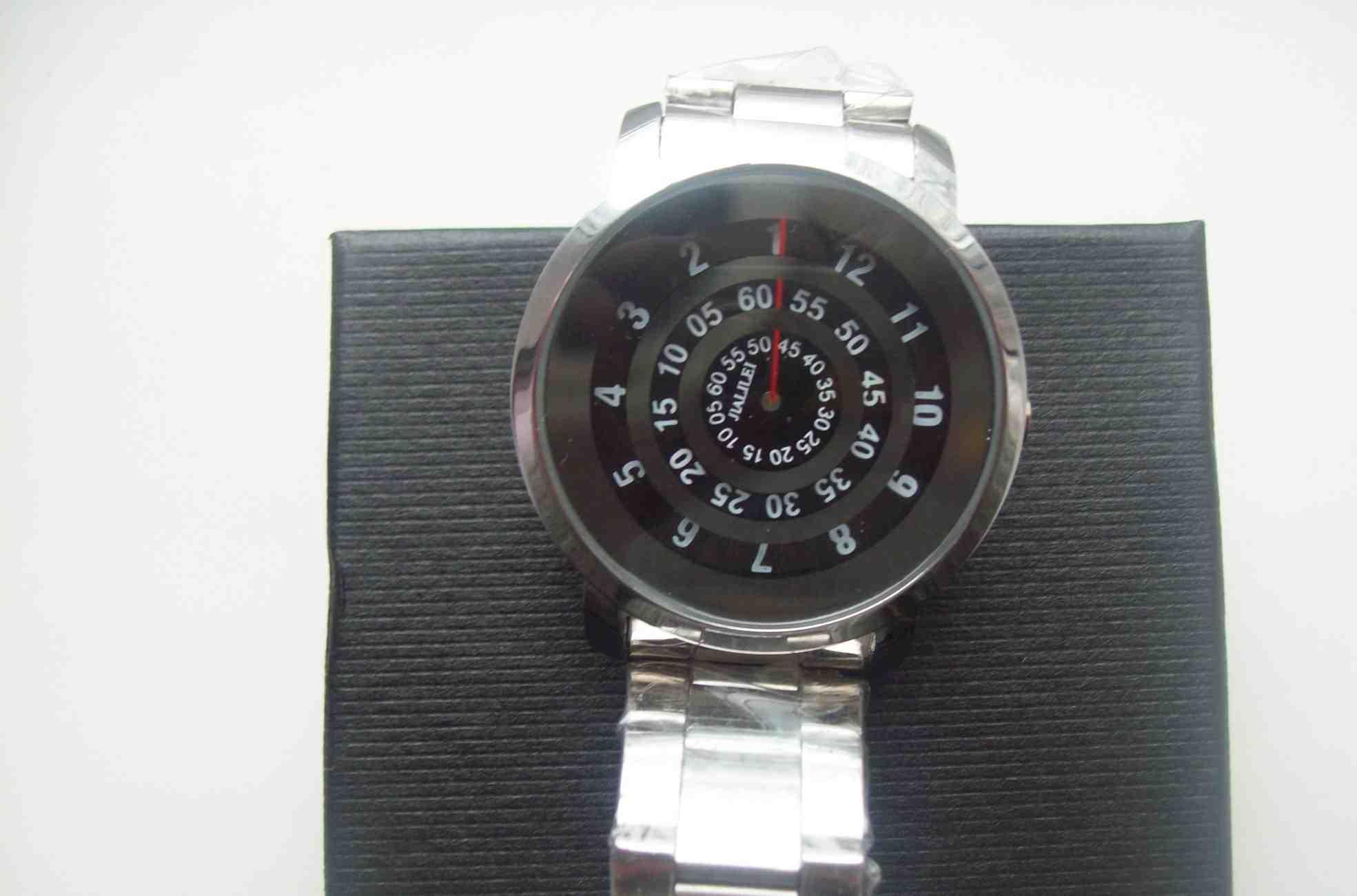 Годинник - 1 стрілка, 3 циферблати, зображення 1
