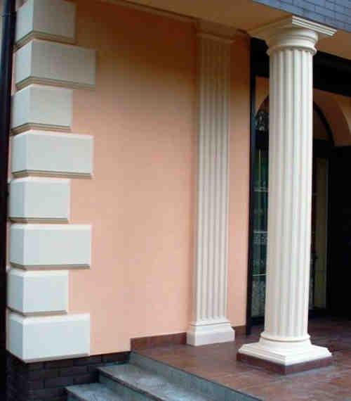 Архітектурний декор з пінопласту та гіпсу, зображення 1