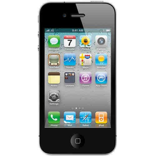 Продам IPhone 4S 32Gb Black Neverlock, зображення 1