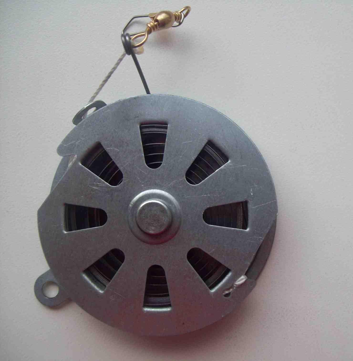 Котушка Автоматичний рибак, зображення 1