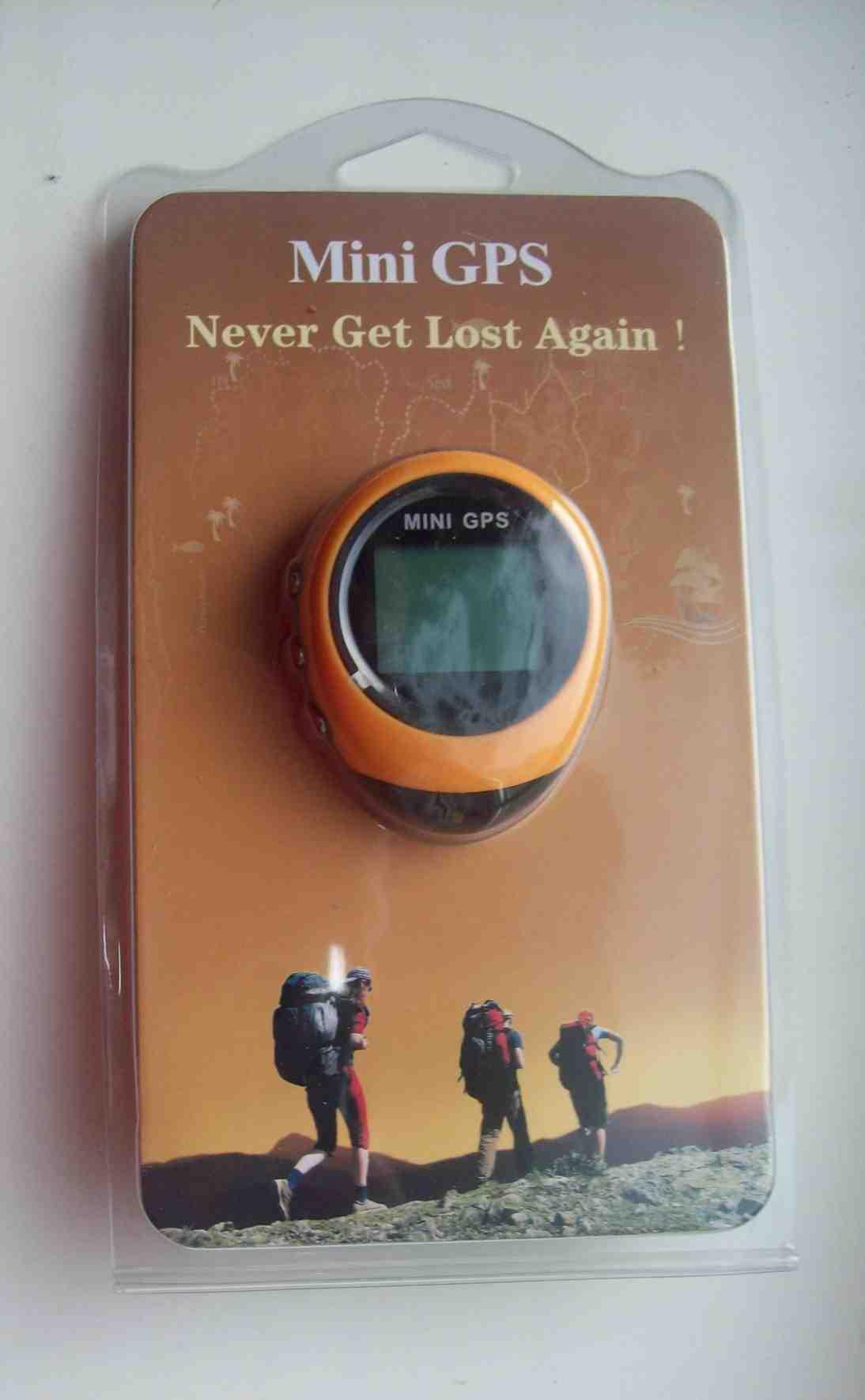Портативний багатофункціональний GPS трекер, зображення 1
