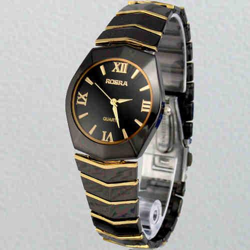 Стильний чоловічий годинник Rosra, зображення 1