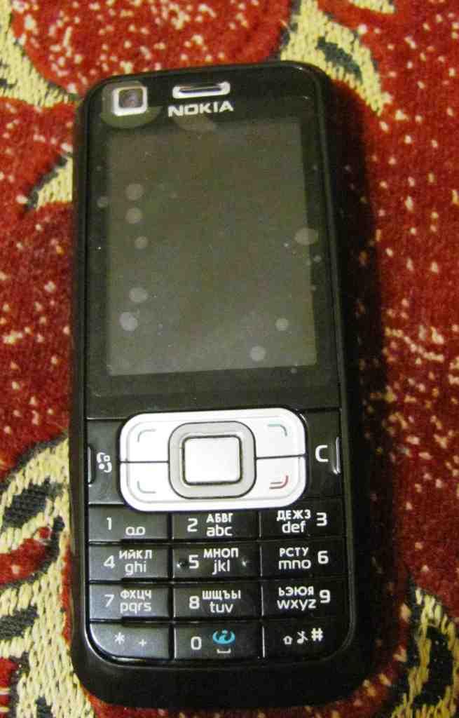 Терміново Nokia 6120, зображення 1
