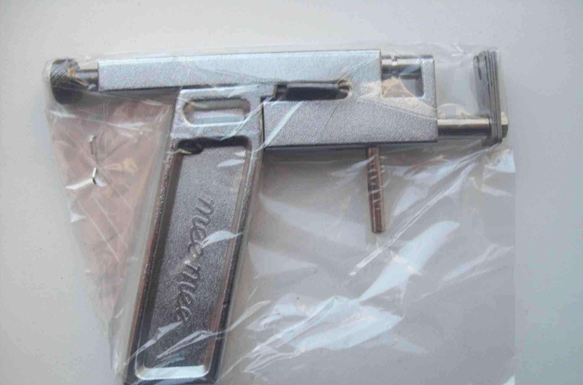Пістолет для проколювання вух, пірсингу, зображення 1