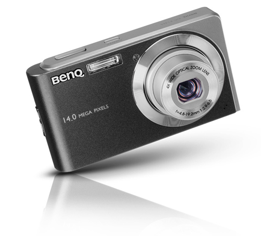 Цифровий фотоапарат BenQ DC E1465!, зображення 1