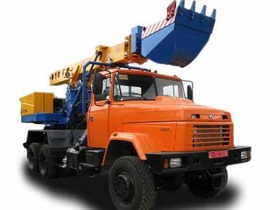 послуги автокрана, екскаватора, перевезення негабаритних вантажів, зображення 1