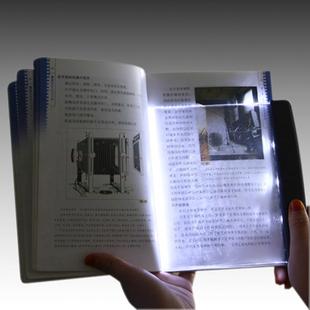 Панель підсвітка для читання книг у темряві, зображення 1