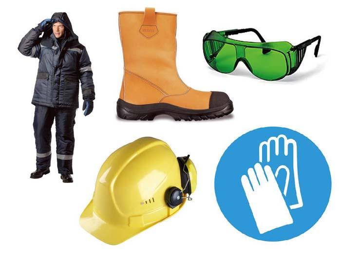 Спецодежда ,рабочая обувь,перчатки,респиратор, зображення 1
