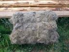 Пакля строительная для конопатки сруба, пакля ленточная, зображення 1