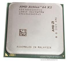 Продам процесор AMD Athlon 64 X2, зображення 1