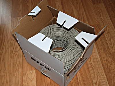 Продам кабель UTP5, зображення 1