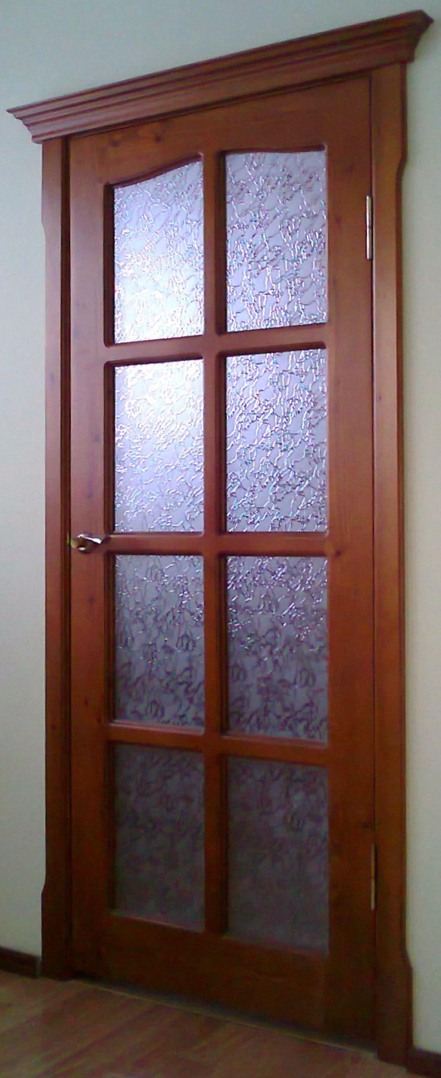 Двері з масиву на замовлення, зображення 1
