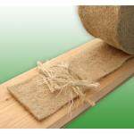 Пакля лента льняная, пакля в ленте для сруба бани сауны, зображення 1