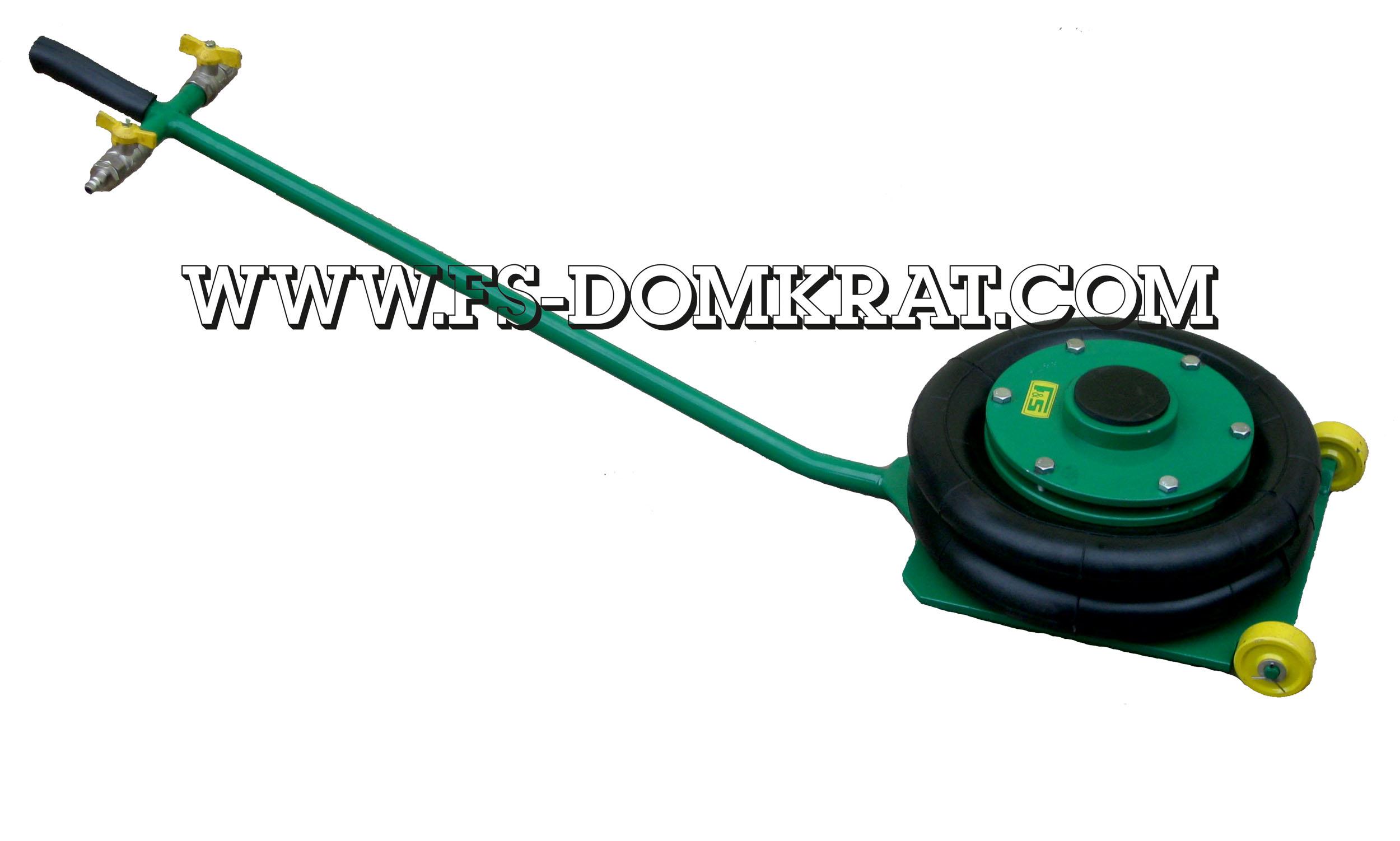 Домкрат пневматичний ДП-2, зображення 1