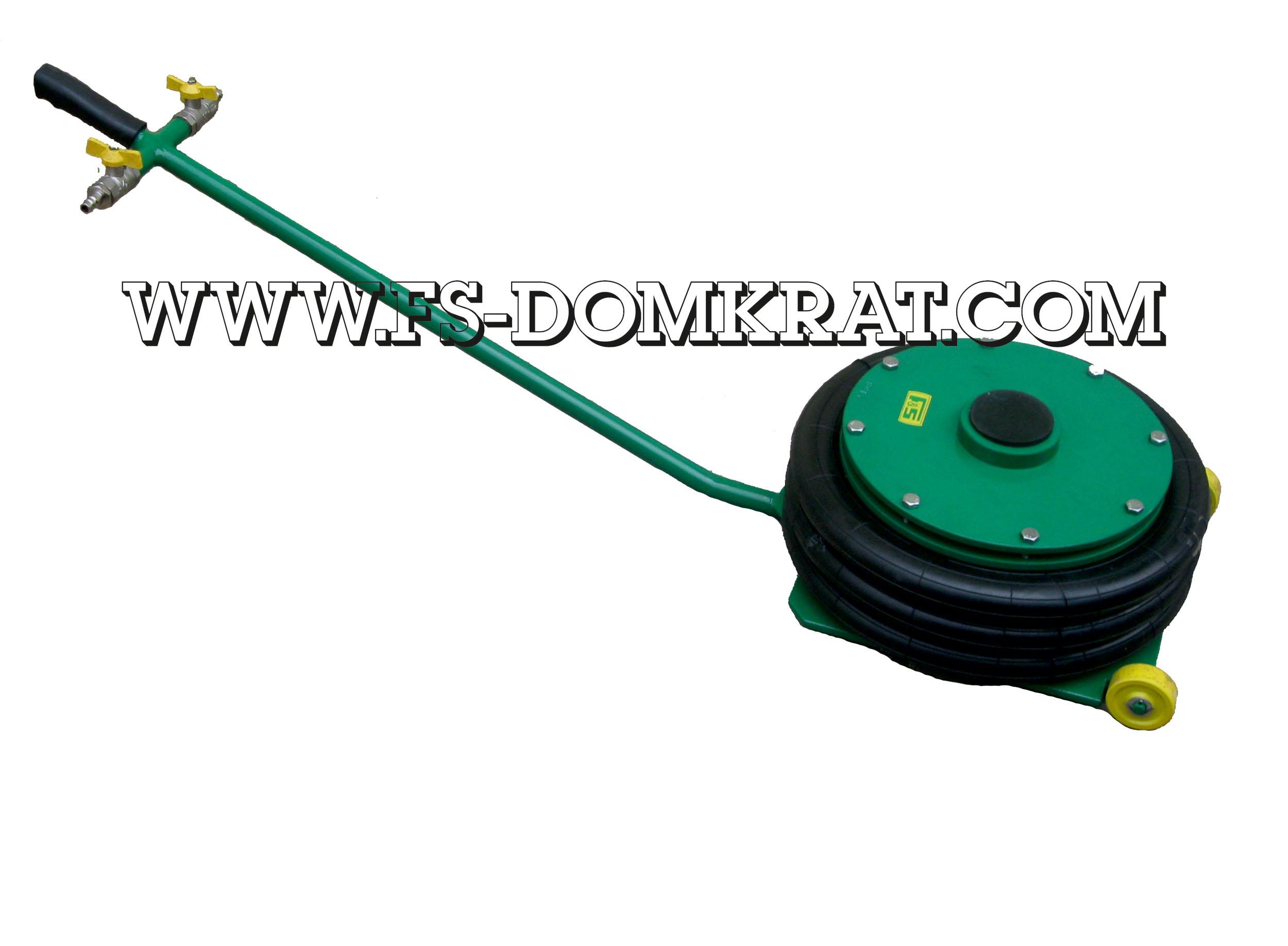 Домкрат пневматичний ДП-3, зображення 1