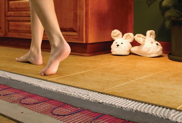 Тепла підлога від 250 грн./м2, Терморегулятори від 350 грн., зображення 1