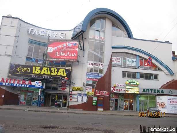 Торговий центр Глобус 3-й поверх ПРОДАЮ, зображення 1