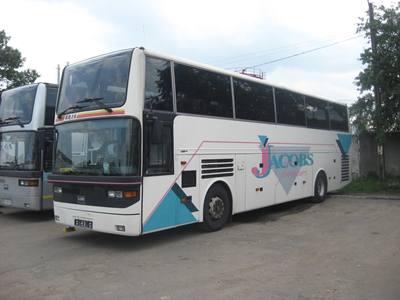 Пасажирські перевезення зі Львова автобусами єврокласу від 8 до 51 місця., зображення 1