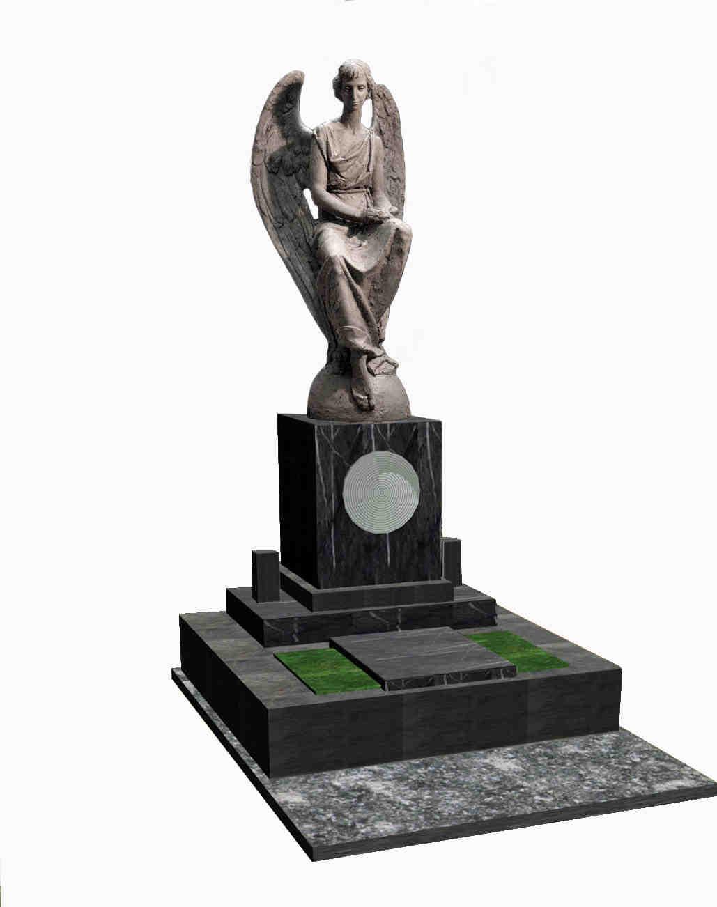 Виконую скульптури на замовлення, ексклюзивні надмогильні памятники., зображення 1