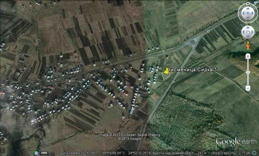 Продам земельну ділянку під забудову в Тисмениці, зображення 1