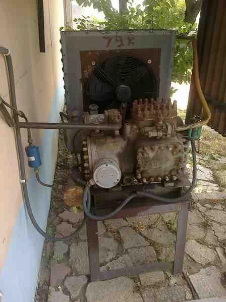 Продам холодильный агрегат 2Фвбс-4 б.у., зображення 1