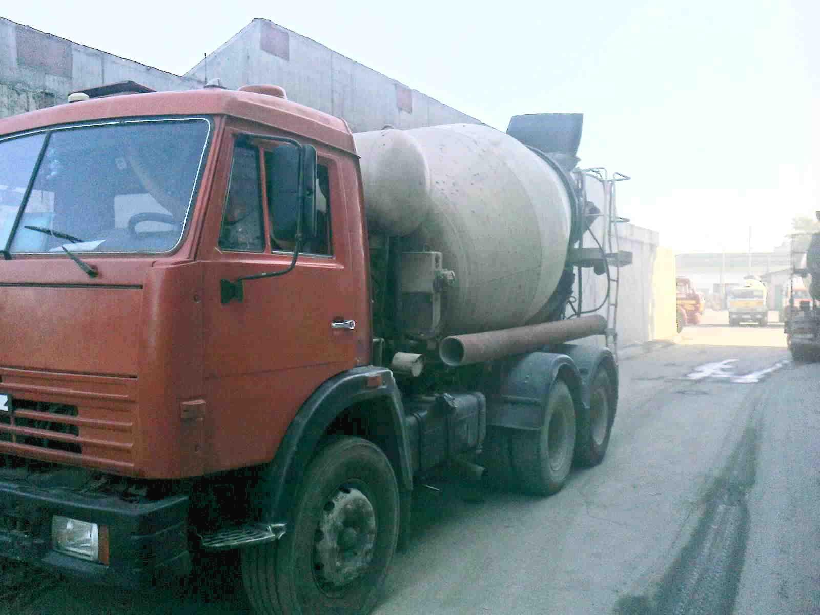 Продам Автобетонозмішувач АБС 6 ДА Тігарбо на базі КАМАЗ 53229, зображення 1