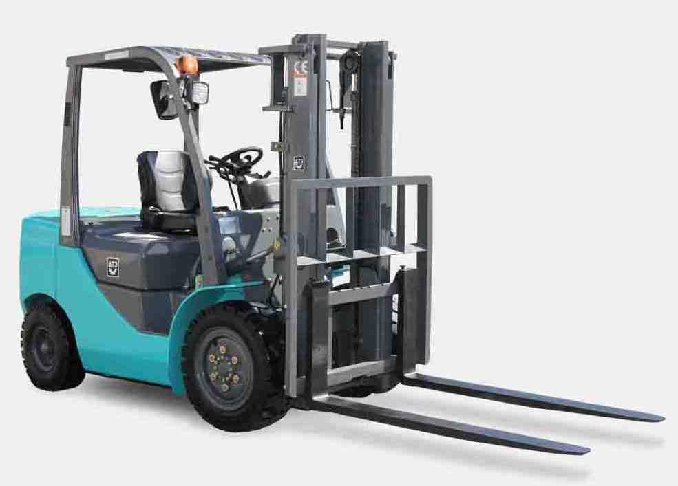 Продам сучасні нові, дизельні вилкові навантажувачі ДТЗ, зображення 1