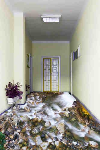 3D підлоги. Декоративні підлоги, фото 1