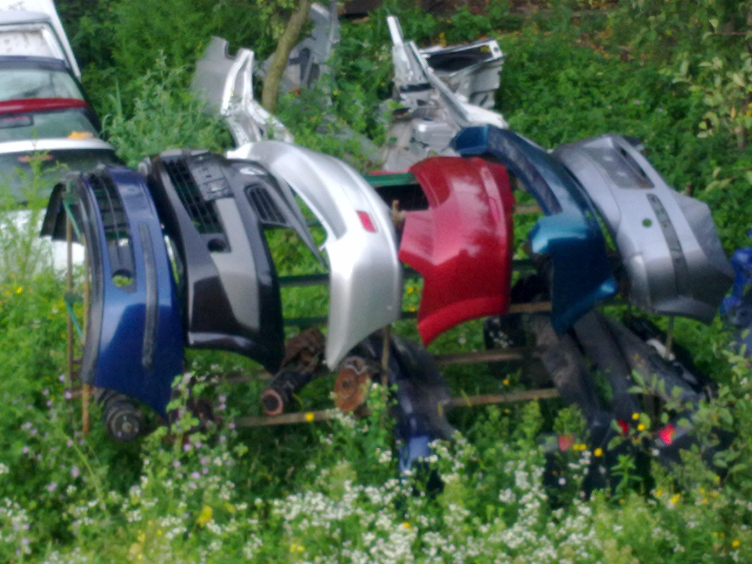 авторозборка львів-шрот Рено трафік 2005, фото 1