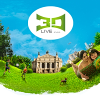 """""""3D Live"""" - інтерактивні 3D-панорами"""