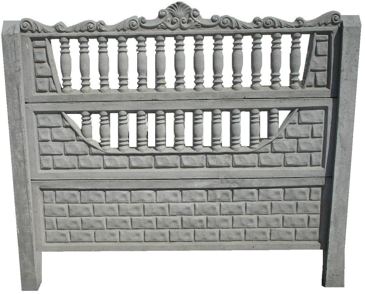 продам бетоний паркан недорого, зображення 1