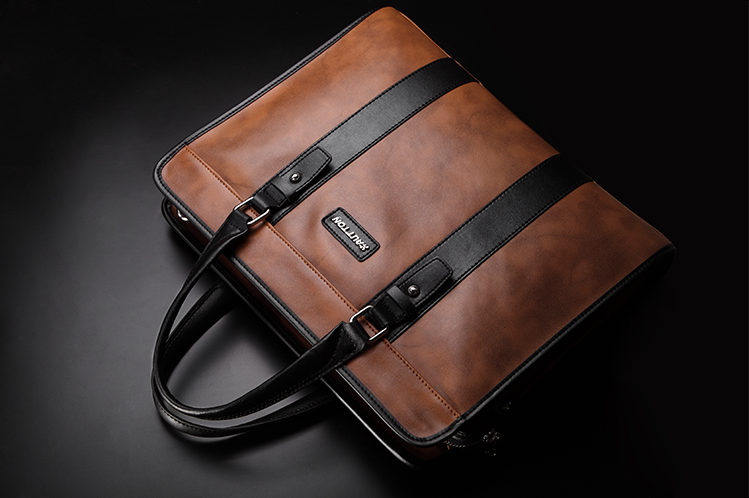 Мужские стильные сумки из натуральной кожи