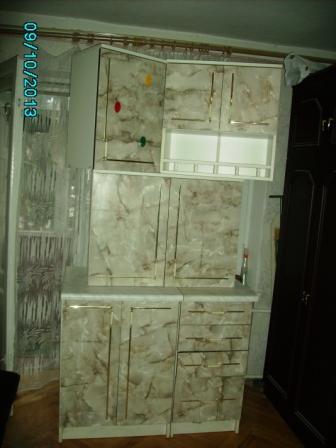 Кухонний набір, б/у, зображення 1