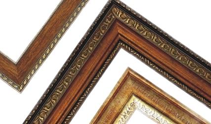 Рамки з багету для картин, дзеркал, вишивок, ікон на замовлення, фото 1