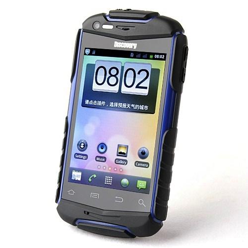 Захищений смартфон Discovery V5, фото 1