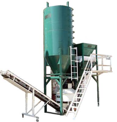 Вібропреси, пресформи, автоматизовані комплекси виробництва бруківки з бетону, зображення 1