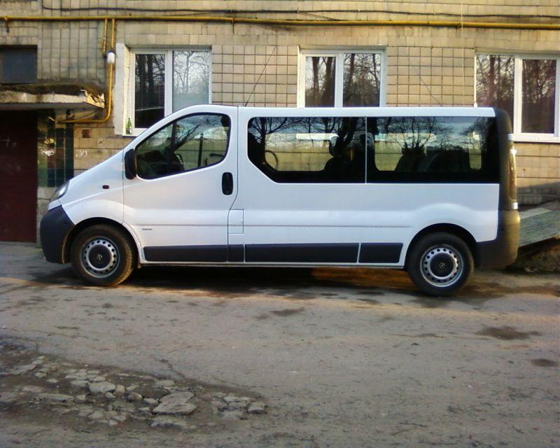 Пасажирські перевезення в Карпати, зображення 1