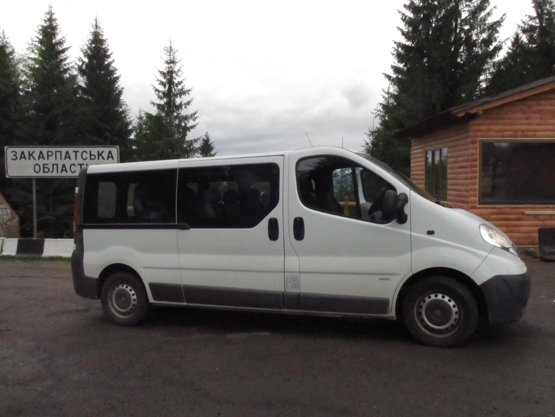 Пасажирські перевезення до Карпат, фото 1