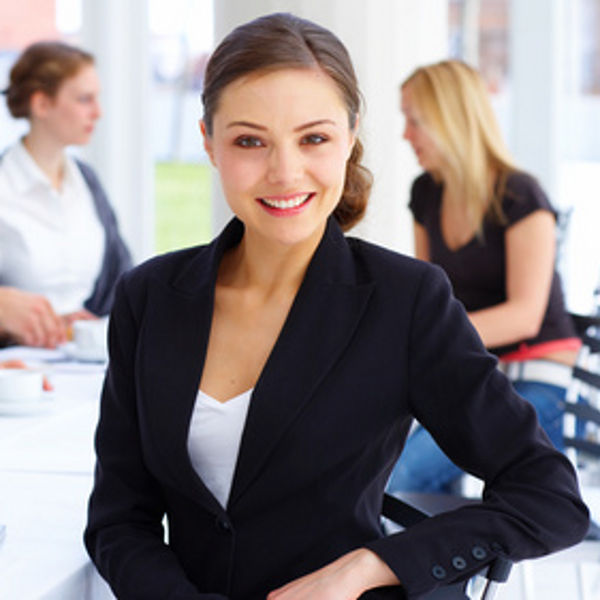 Фото на аву деловых девушек