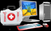 Обслуговування комп'ютерів (вст. Windows, ПЗ, збірка, чистка та ін.)