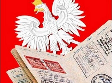 Робоча польська віза, зображення 1