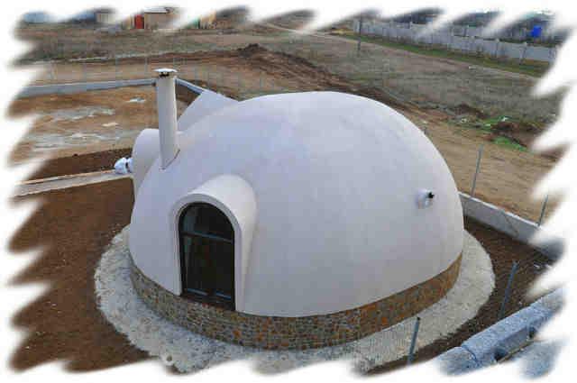 Купольные дома по Японской технологии, линия по производству Сферических домов, зображення 1