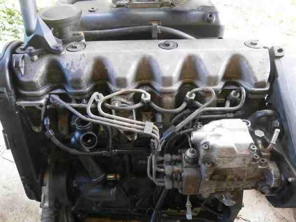 Двигун до vw т4 2.5тді 65, фото 1